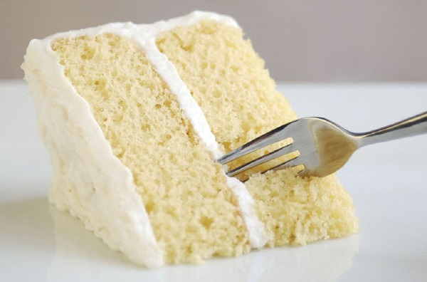 Easy Moist Vanilla Cake Recipe Allrecipes