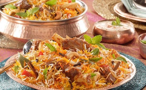 اكلات هندية سهلة التحضير بالارز
