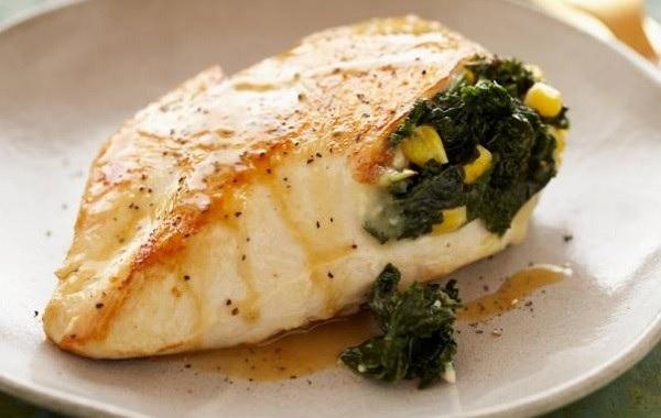 وصفات صدور دجاج للرجيم