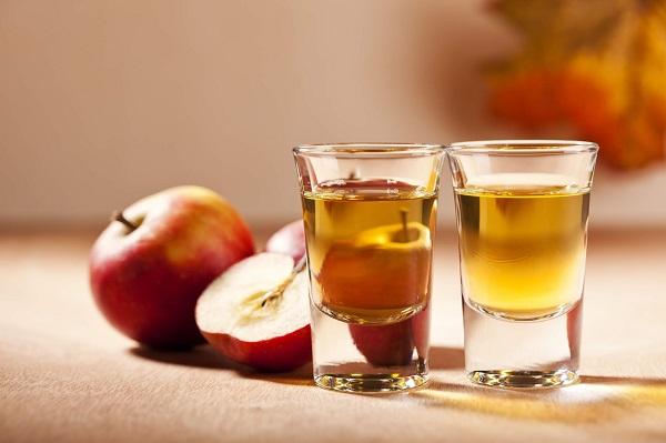 تناول خل التفاح على الريق تجربتي مع