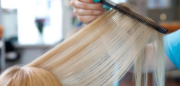 تجربتي مع دابر املا لتطويل الشعر