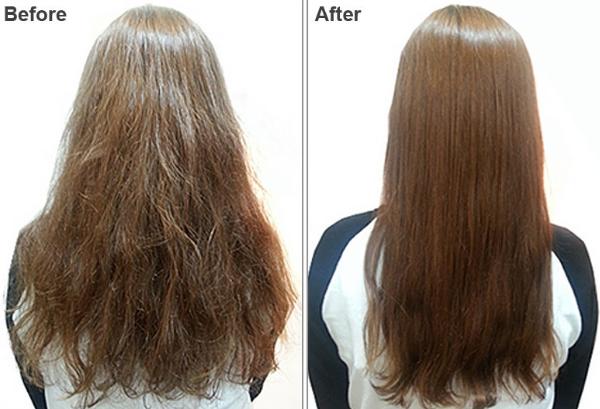 تجربتي في علاج شعري بالبروتين
