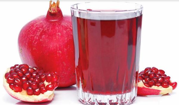 ما هي فوائد عصير الرمان للكرش