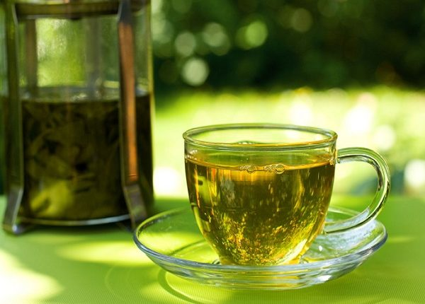 تجربتي مع شاي غصن البان