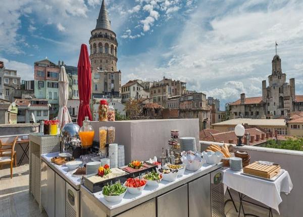 تجربتي مع فنادق اسطنبول