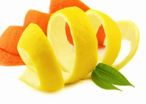 تجربتي مع قشر البرتقال والليمون للتنحيف