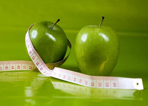 تجربتي مع رجيم التفاح الأخضر