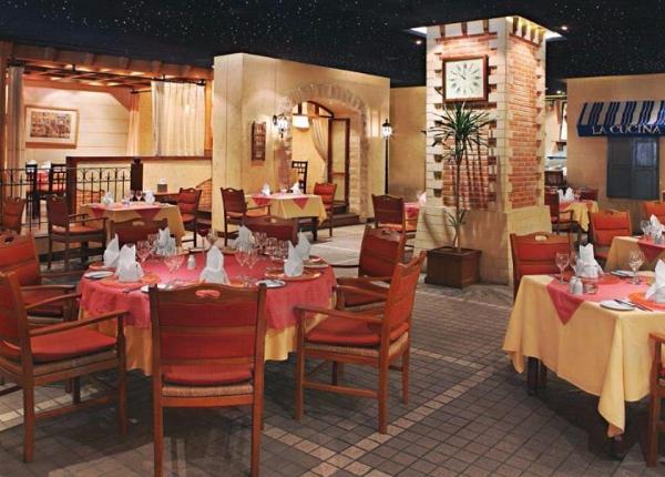 مطعم لابيتزا في الرياض