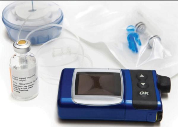 تجربتي مع مضخة الأنسولين