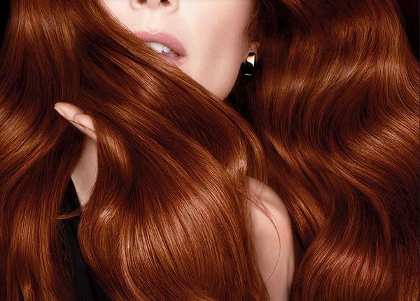 تجربتي مع سحب لون الشعر