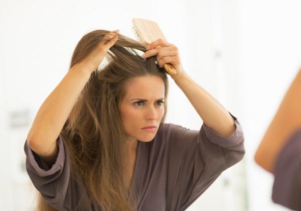 تجربتي مع علاج الشعر التالف