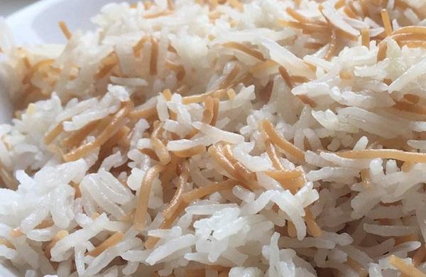 طريقة عمل الأرز على الطريقة السورية