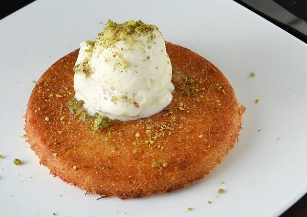 الكنافة التركية بالجبن