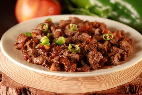 طريقة عمل مقلقل لحم وكبده