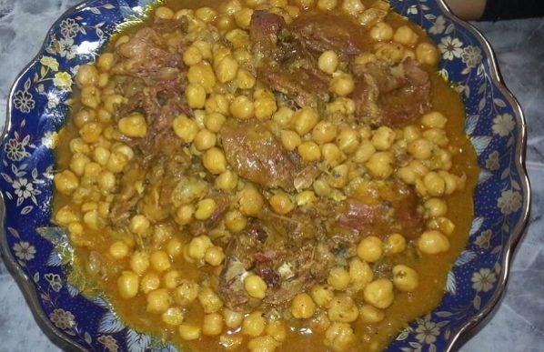 طبخ لحم الراس بالطريقة المغربية