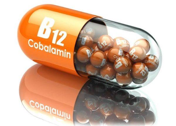 فوائد فيتامين ب12 للرجال