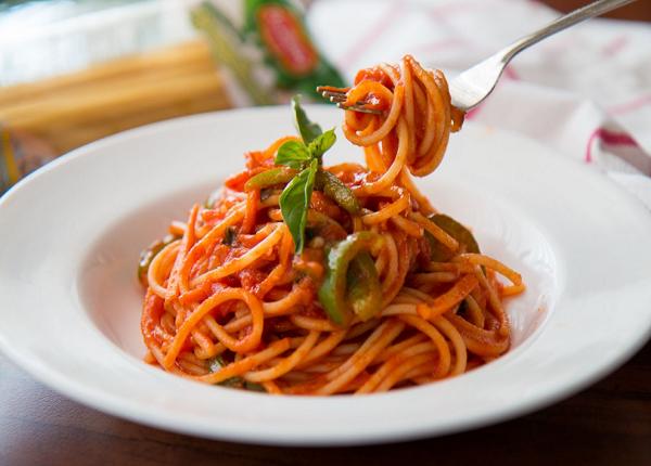 الباستا الإيطالية