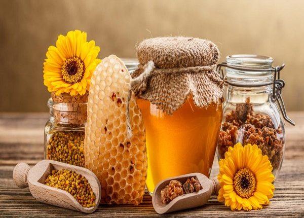 فوائد العسل على الريق للاطفال