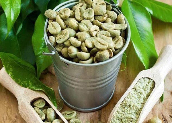 فوائد القهوة الخضراء للجسم