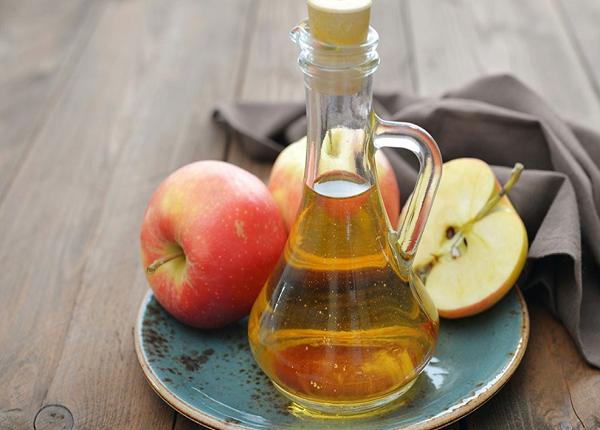فوائد خل التفاح للشعر المصبوغ
