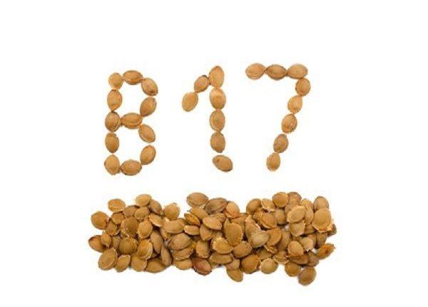 اين يوجد فيتامين ب 17