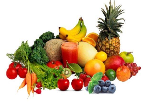الاطعمة التي تحتوي على فيتامين أ و ب