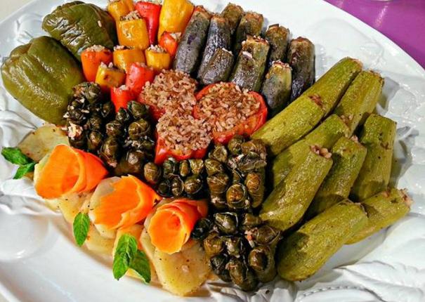 طريقة عمل المحاشي التركية