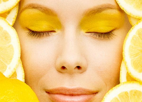 استخدام الليمون للوجه