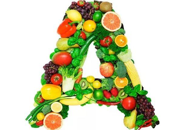 اين يوجد فيتامين أ في الطعام