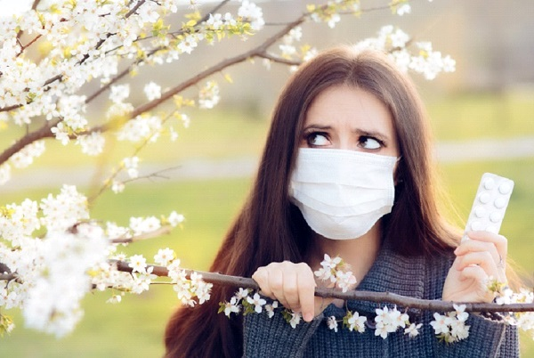 أعراض حساسية الربيع