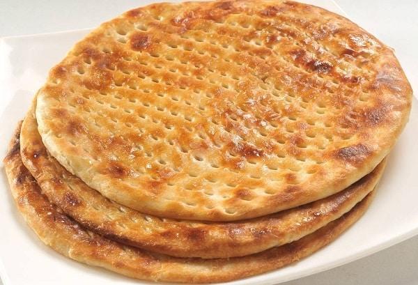 طريقة عمل خبز التميس الباكستاني