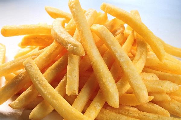 البطاطس مثل ماكدونالدز