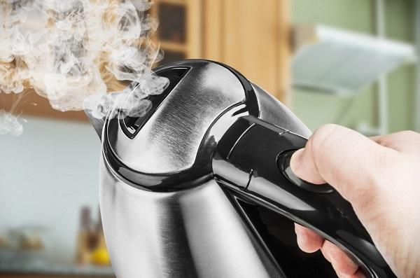 تنظيف الغلاية الكهربائية من الصدأ