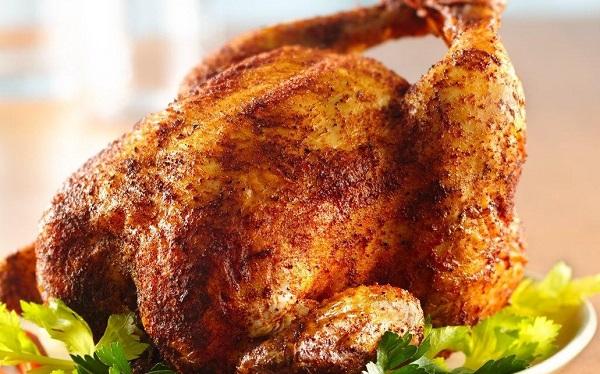 طريقة عمل دجاج الشوايه مثل المطاعم