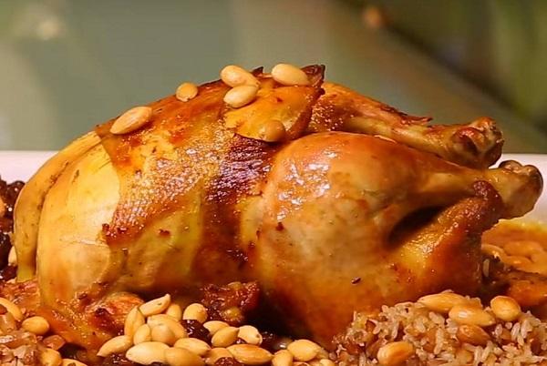 دجاج محمر مغربي