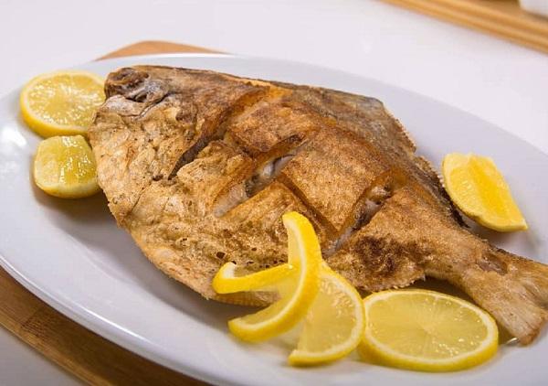 السمك الزبيدي المقلي