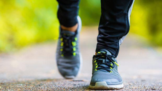 المشي لمرضى السكري