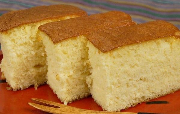 الكيكة المصرية العادية
