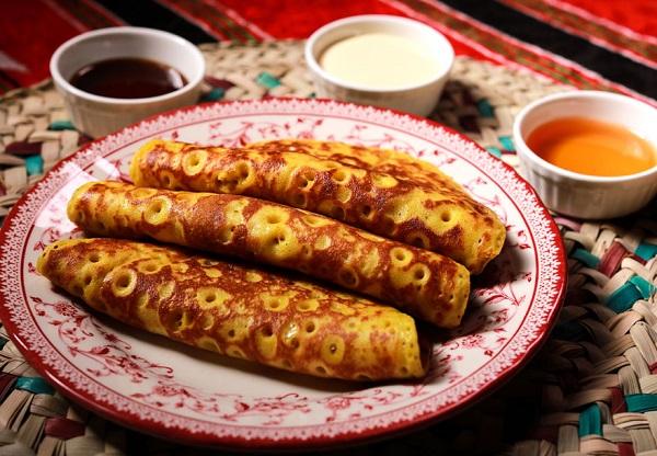 الخبز الجباب الاماراتي