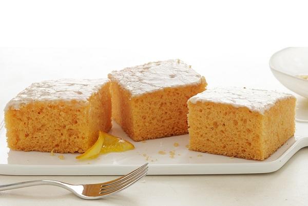 طريقة عمل كيكة البرتقال سهلة وسريعة