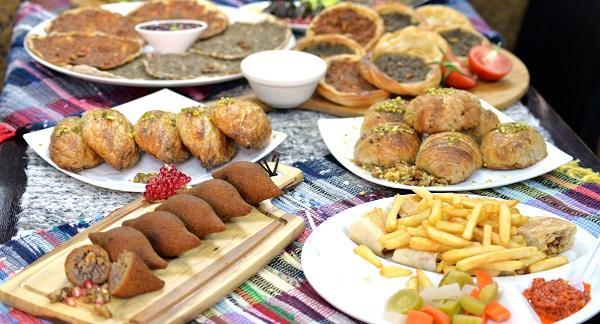 جدول اكلات رمضان 2020