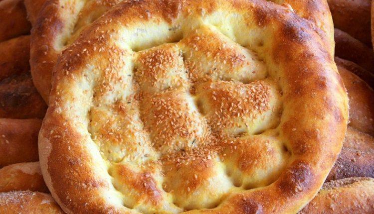 خبز رمضان التركي