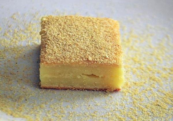 الكيكة الرملية