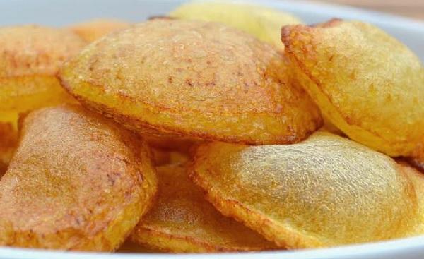 البطاطس المقلية المنفوخة