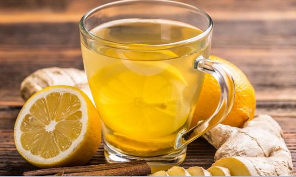 شراب الزنجبيل والليمون للتنحيف