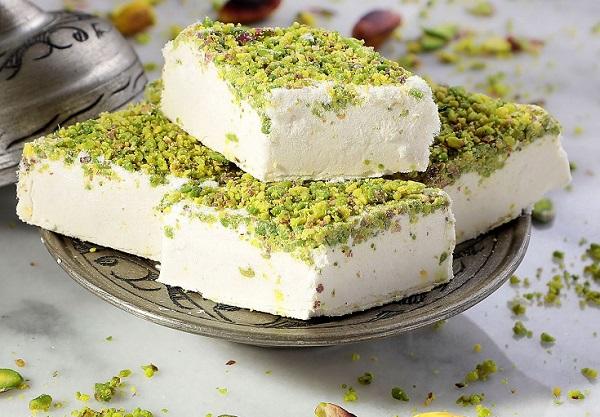 حلاوة الطحين التركية