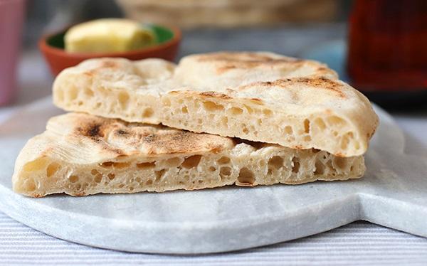 خبز البازلاما التركي