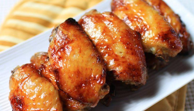 اكلات بجوانح الدجاج
