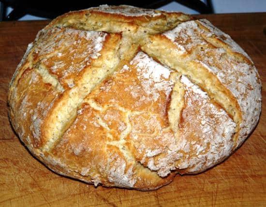عجينة خبز الصودا