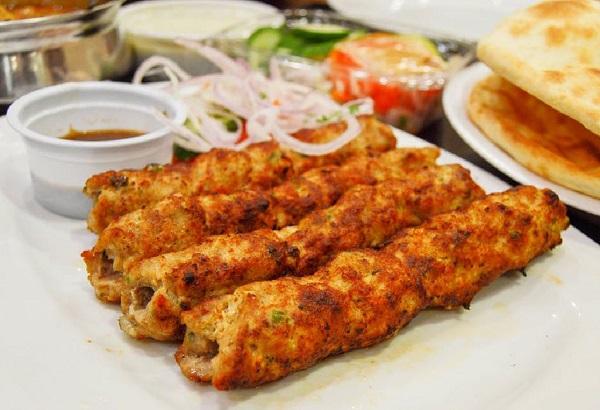 كباب الدجاج العراقي